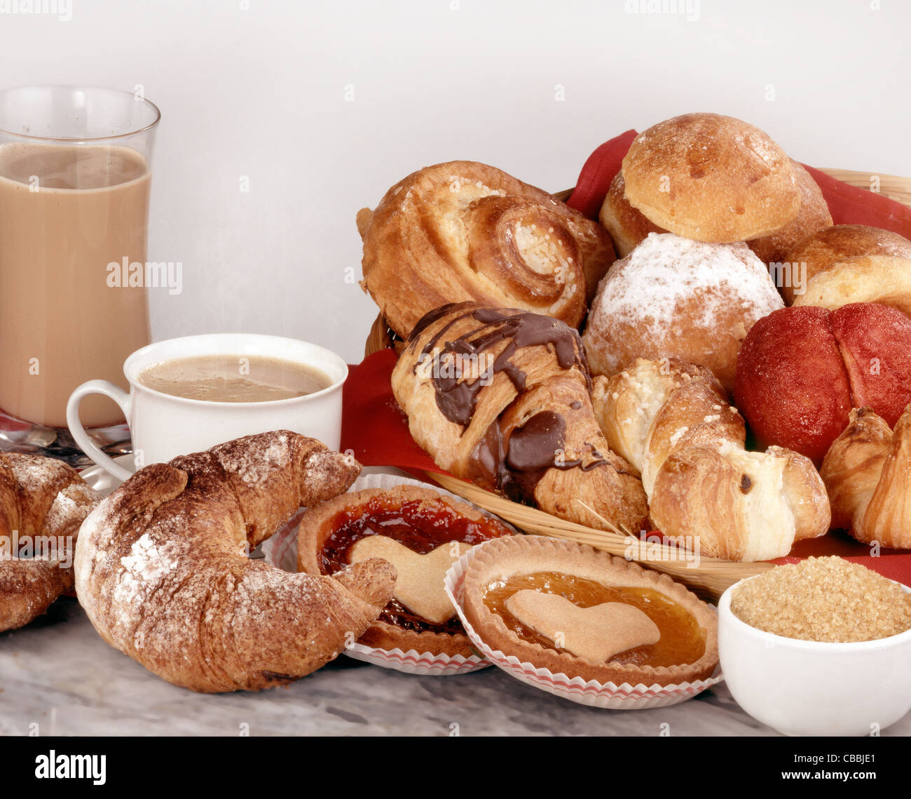 Stock Photo Bake Bakery Bread Breakfast Brioche Bun Butter Candy Chocolat Chocolate Close Up Closeup Coffee Cooking Croissant Delicious