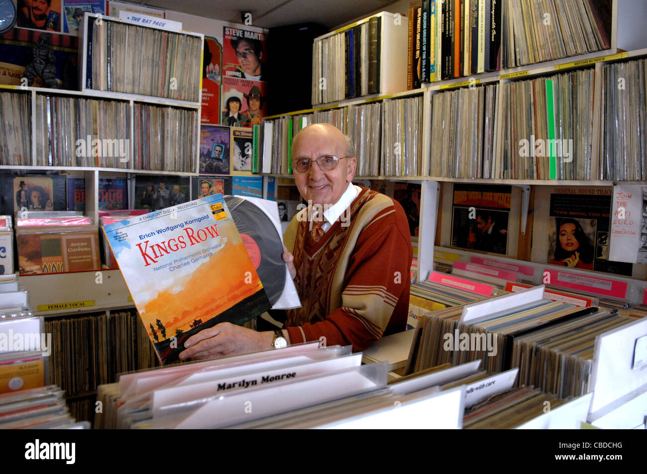 Record Vinyl Shop Uk Stock Photos \u0026 Record Vinyl Shop Uk Stock ...