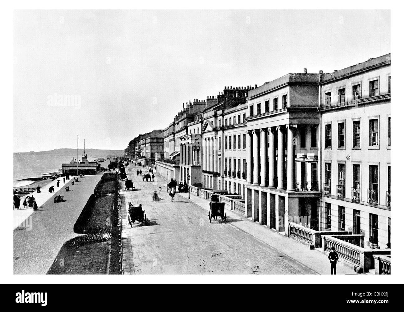 The Marina St Leonards on Sea Hastings Sussex England hotel