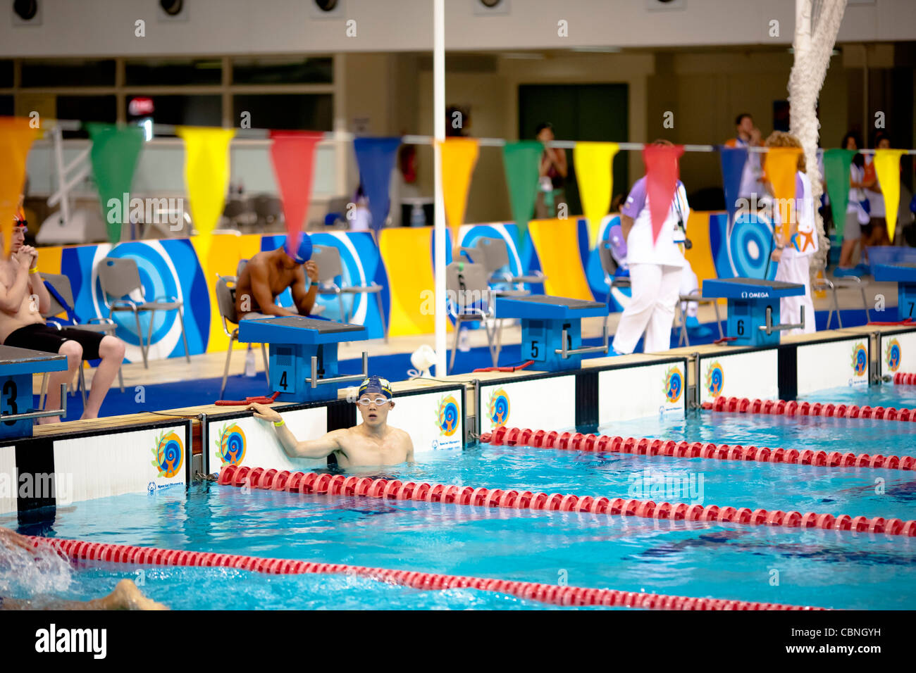 special olympics world summer games in athens 2011 athlete in