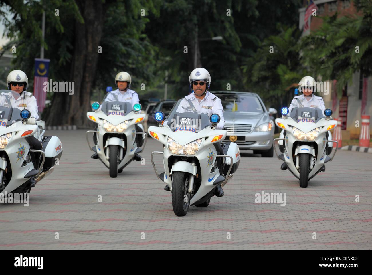 police cif escort