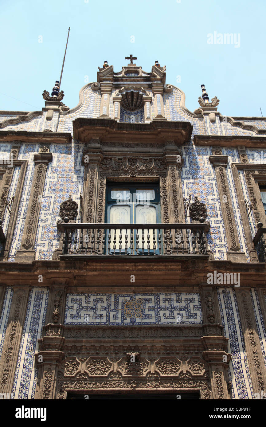 Sanborns department store casa de los azulejos house of for Casa de los azulejos en mexico
