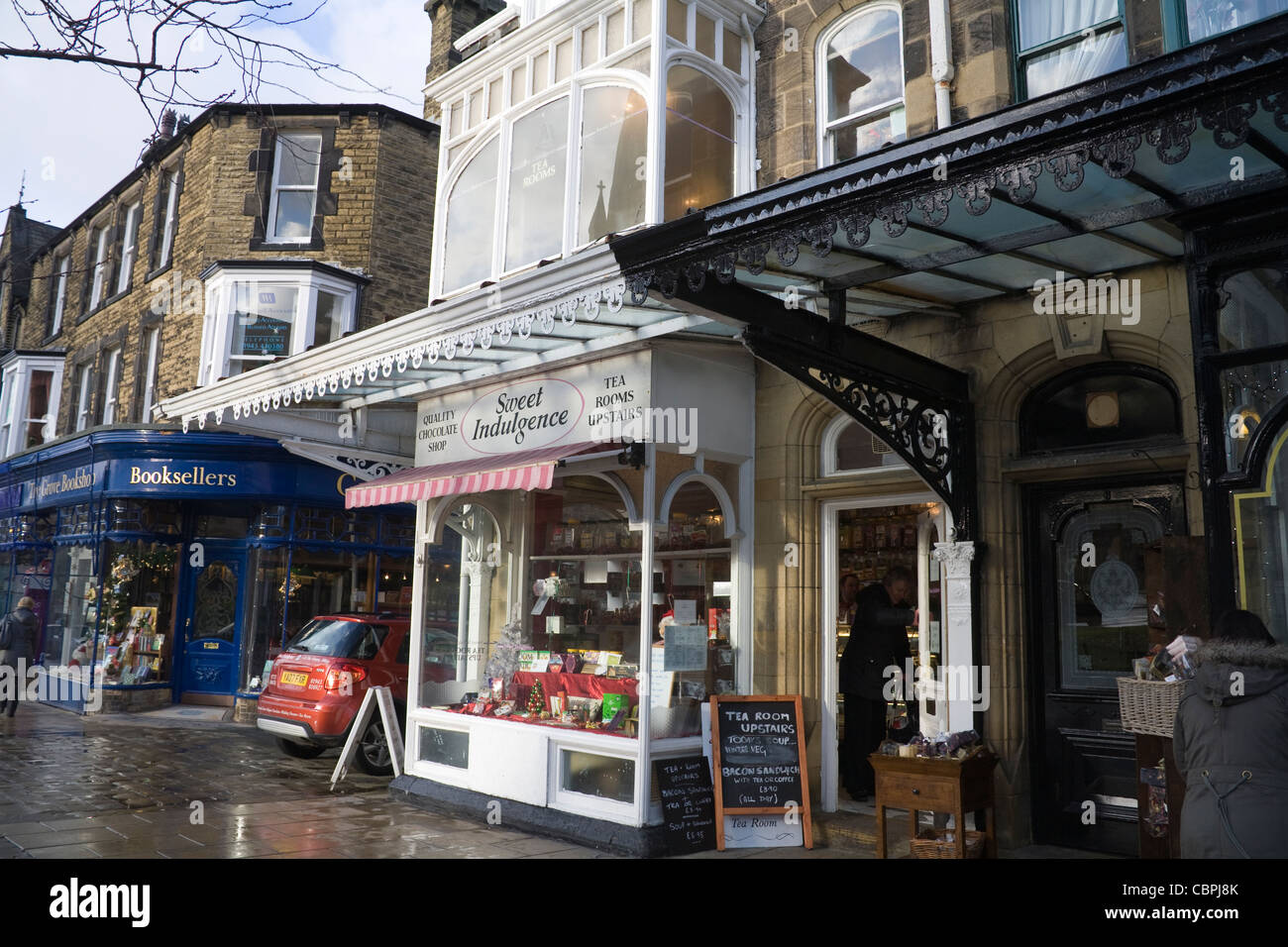 ilkley town stock photos u0026 ilkley town stock images alamy