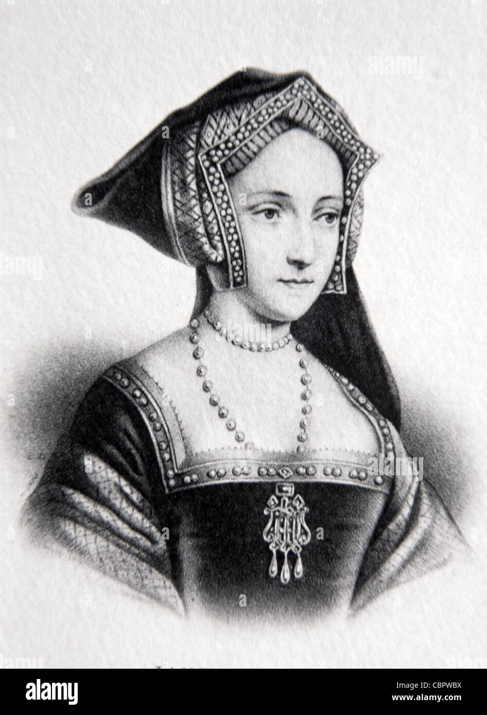 jane seymour princess in england
