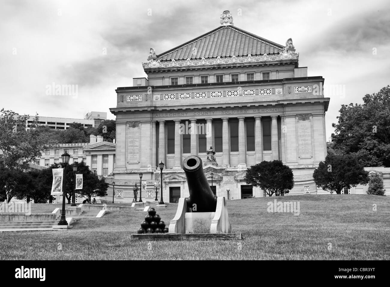Soldiers  Sailors Memorial Hall  Museum Pittsburgh - Black museums in usa