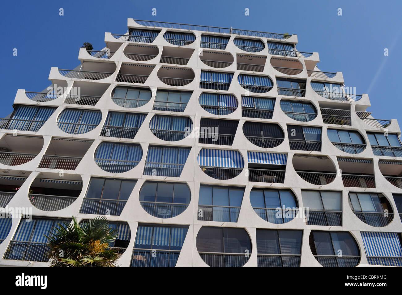 Late 1960s early 70s modernist architecture la grande for Architecture 1960