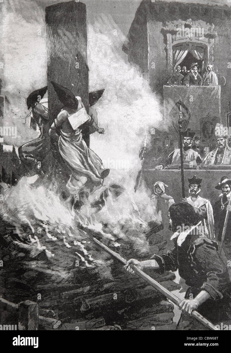 witchcraft and the spanish inquisition The spanish inquisition was founded in 1478 by ferdinand and among the spanish authors the category superstitions includes trials related to witchcraft.