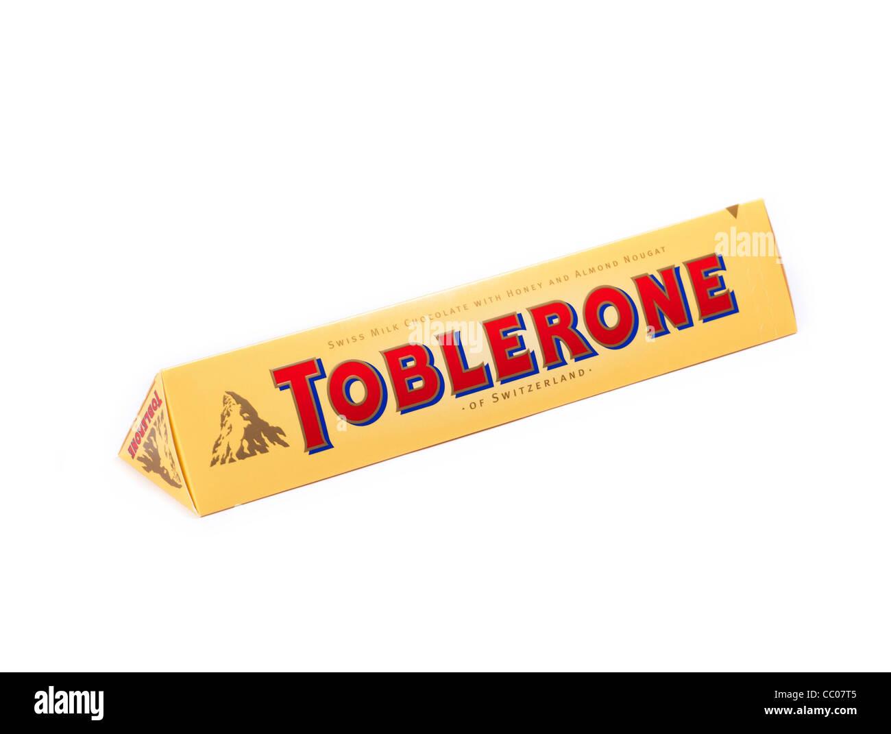 Toblerone chocolate bar Stock Photo, Royalty Free Image: 41802773 ...