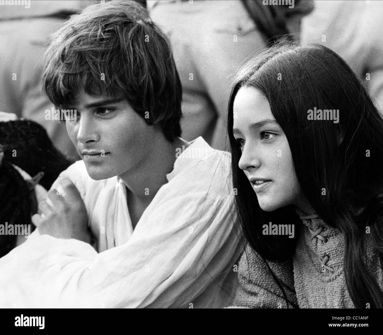 LEONARD WHITING & OLIVIA HUSSEY ROMEO AND JULIET (1968 ...