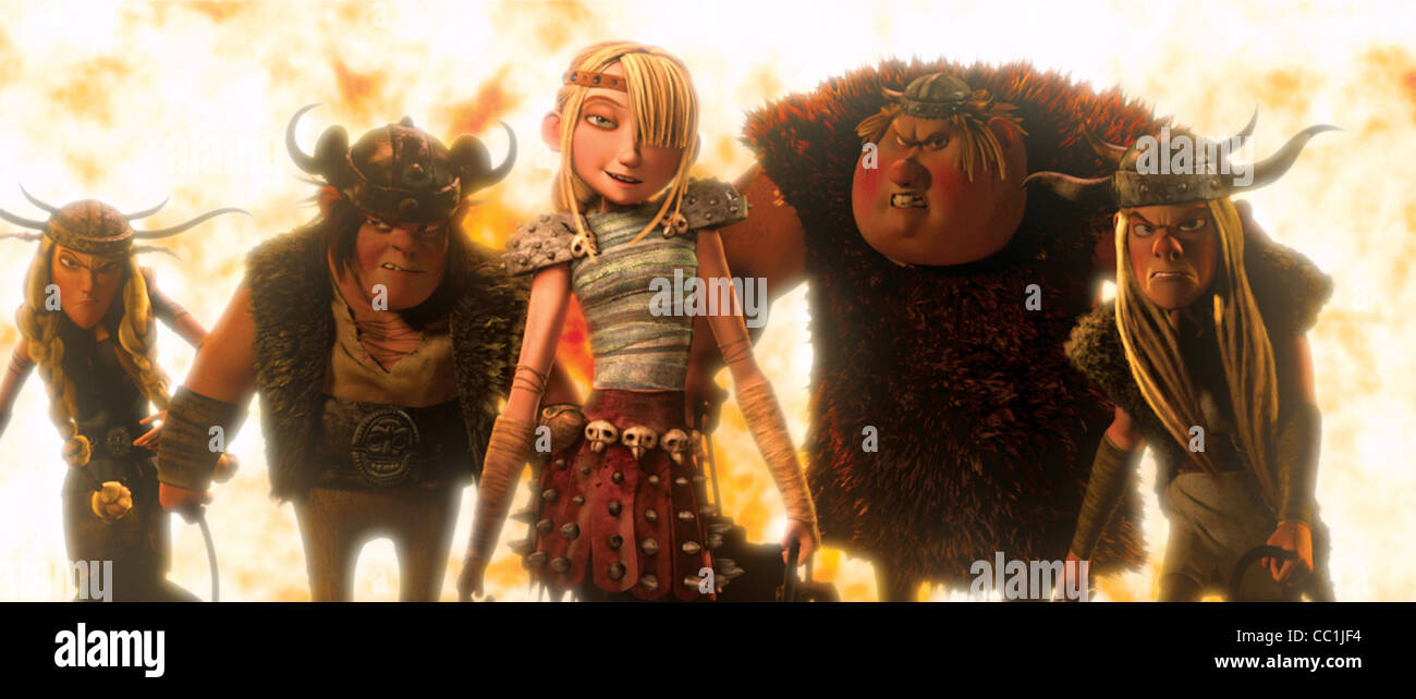 Astrid how to train your dragon 2010 stock photo 41833096 alamy astrid how to train your dragon 2010 ccuart Gallery