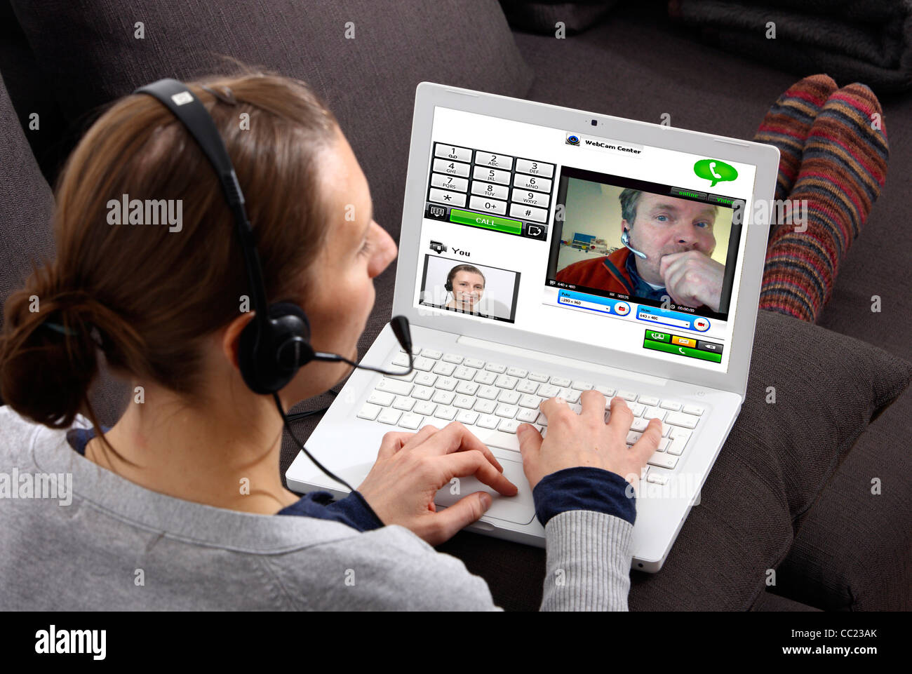 webcam chat with people