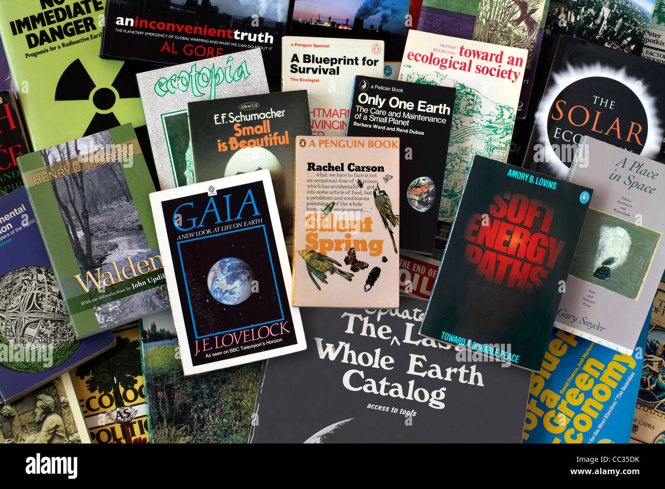 A selection of books on environmental issues including some a selection of books on environmental issues including some historic titles that have influenced the green movement malvernweather Images