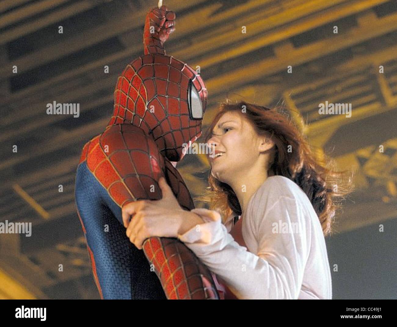 SPIDER-MAN 2002 Columbia TriStar/Marvel Enterprises Film