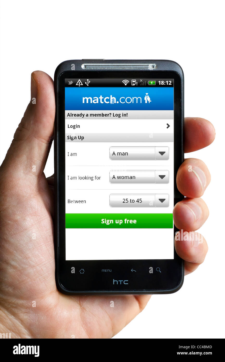 match com app online status