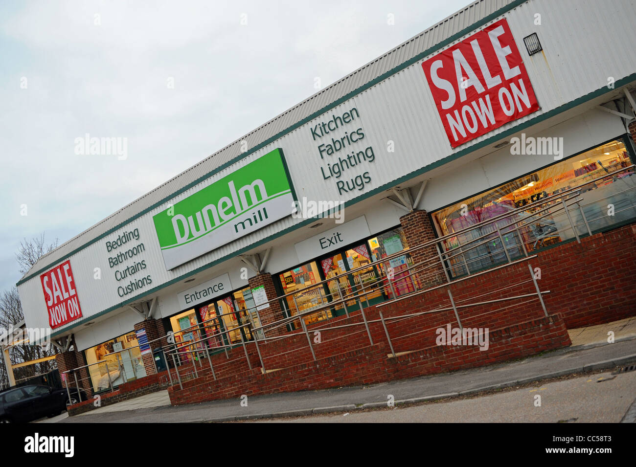 Dunelm Mill Kitchen Curtains Dunelm Stock Photos Dunelm Stock Images Alamy