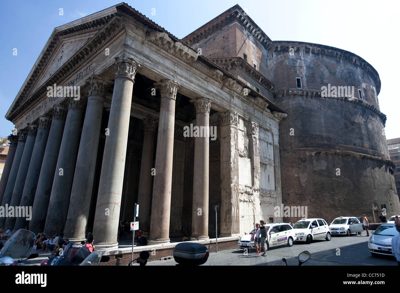 the pantheon temple dedicated to all 11 monumental facts about the pantheon the origins of the word pantheon are greek and refer to a temple dedicated to all the gods (pan=all and theon=gods.