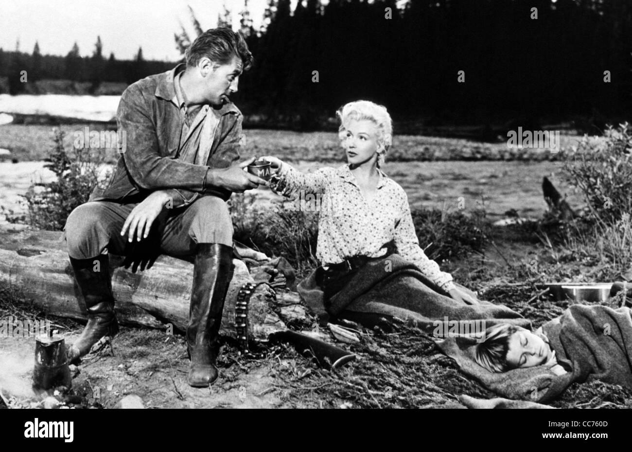 Marilyn Monroe Tommy Gun
