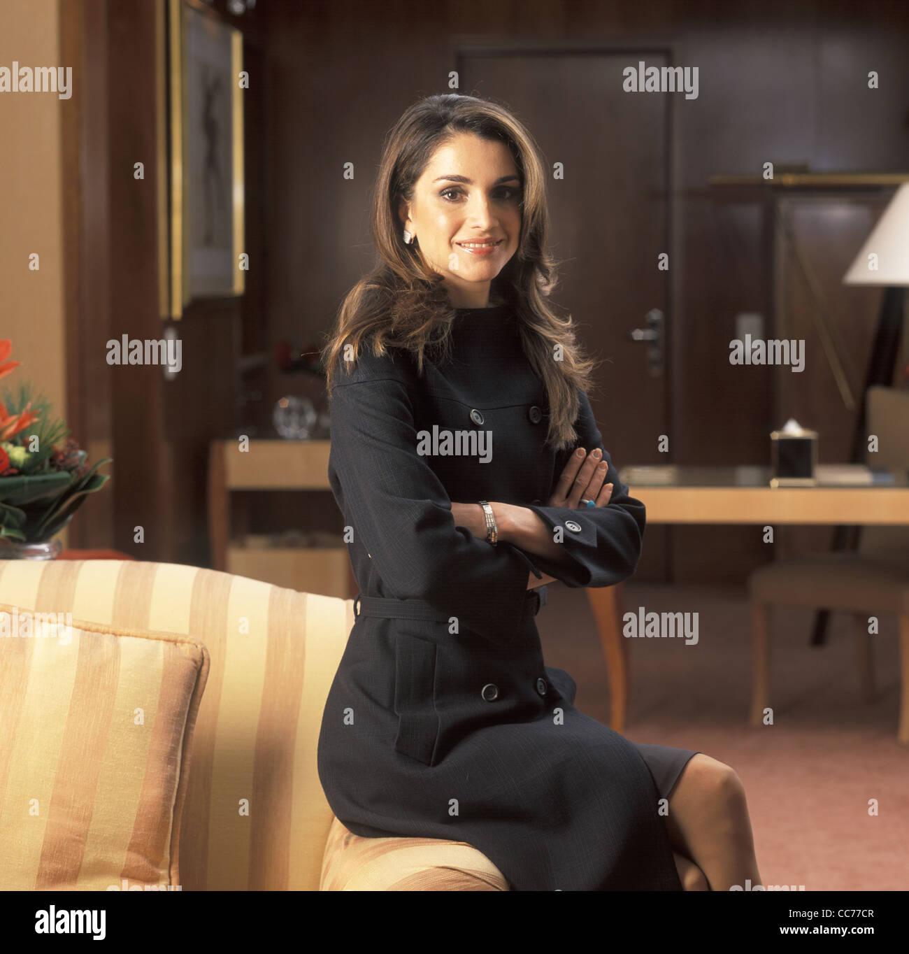 Queen Rania Of Jordan ...