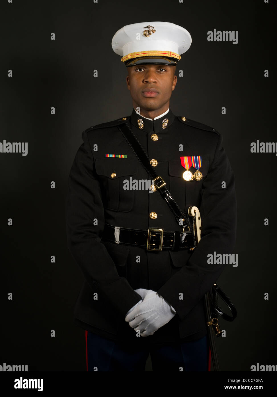 Marine Corps Dress Blues Uniform 19
