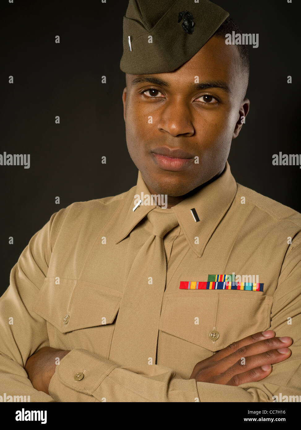 united states marine corps officer in service b bravos uniform stock photo royalty free. Black Bedroom Furniture Sets. Home Design Ideas
