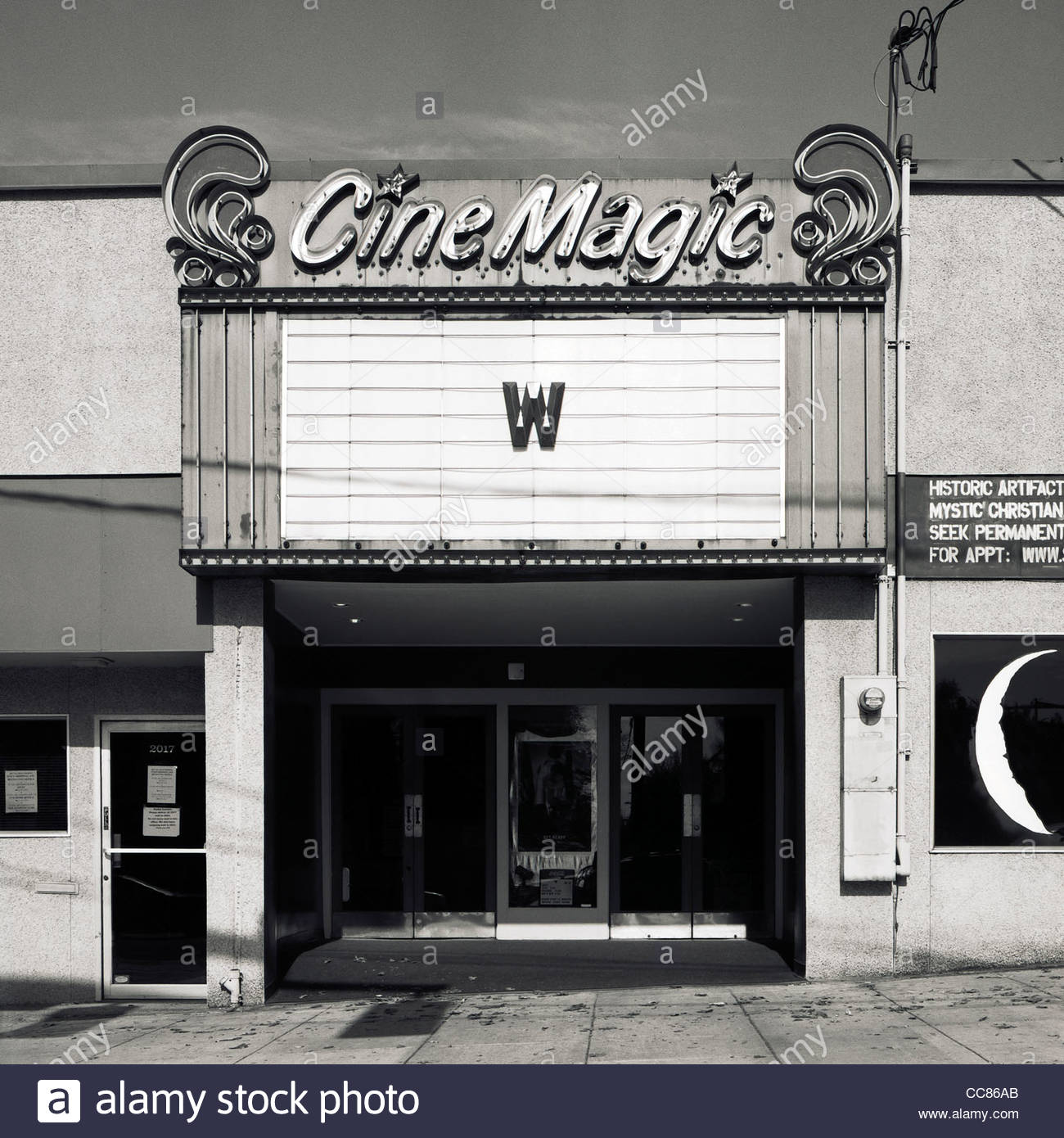 Cinemagic Movie Theater, Hawthorne District, Portland, Oregon, United States
