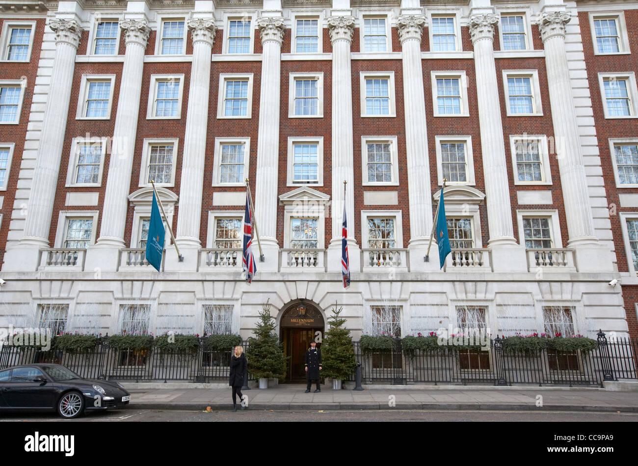 Millennium Hotel Grosvenor Square London