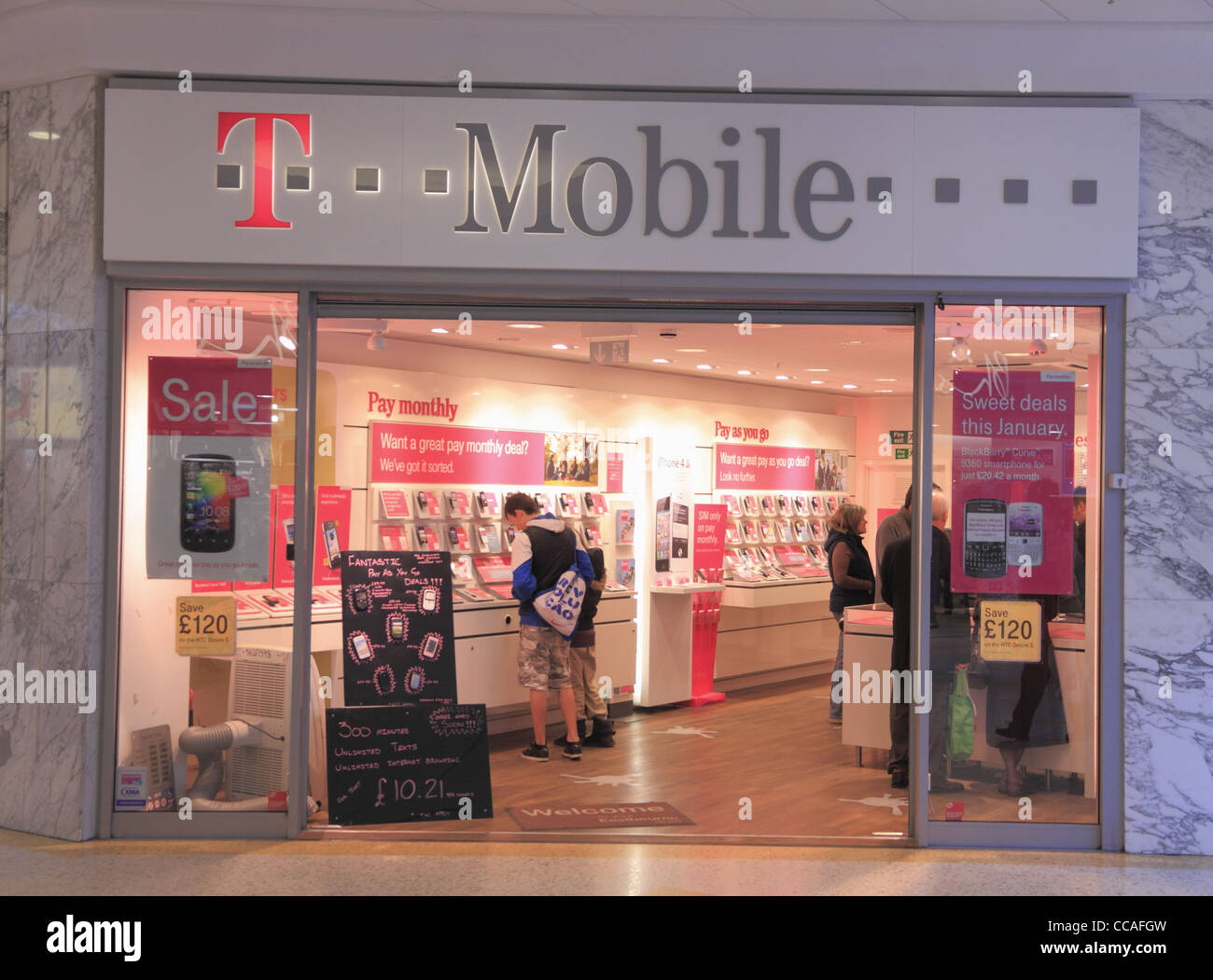 a t mobile mobile cell telephone phone shop store retail