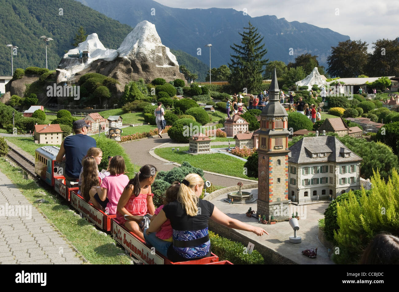 Svizzera in muniatura swissminiatur melide switzerland for M park geneve