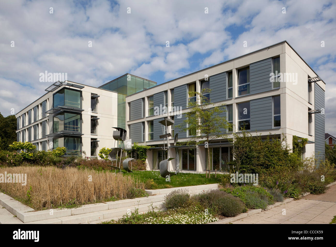 Murray edwards college new hall cambridge canning and for New house hall