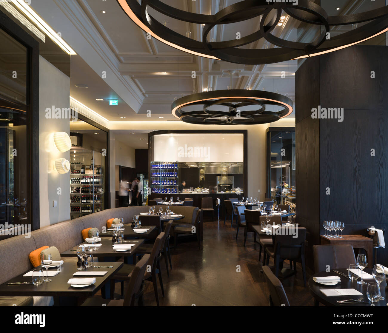 Heston Blumenthal London Restaurant Mandarin Oriental