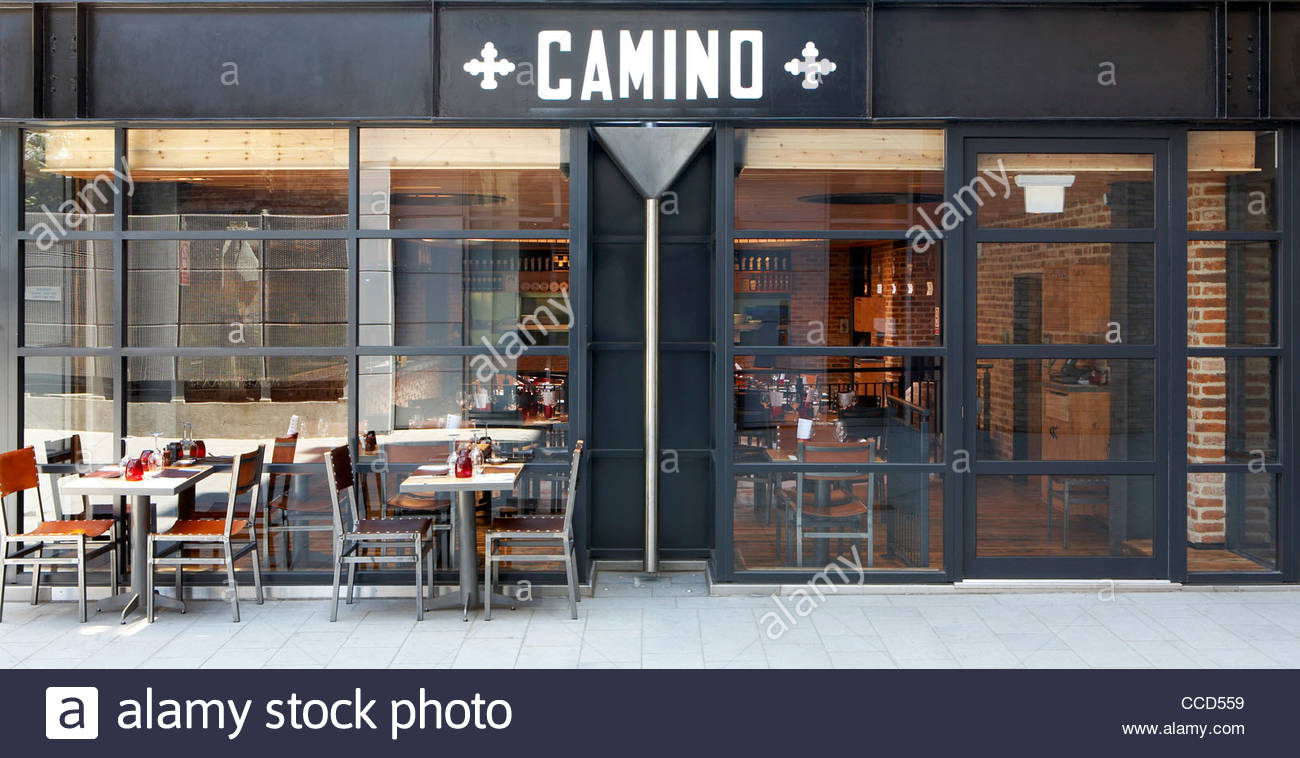 Camino bar restaurant formation creative consultants for Creative consulting firms nyc
