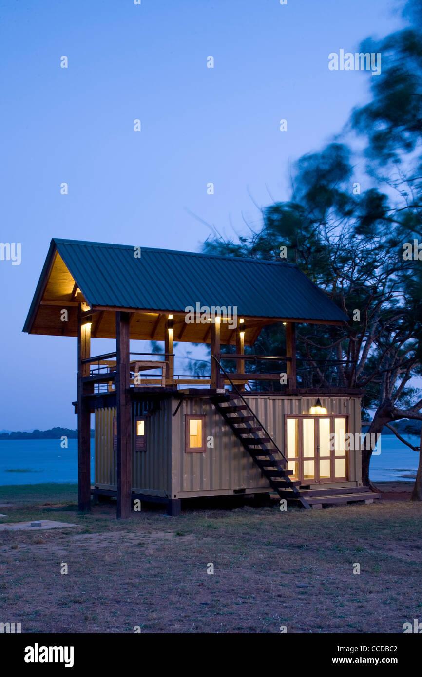 Holiday Cabana Maduru Oya Sri Lanka Damith Premathilake
