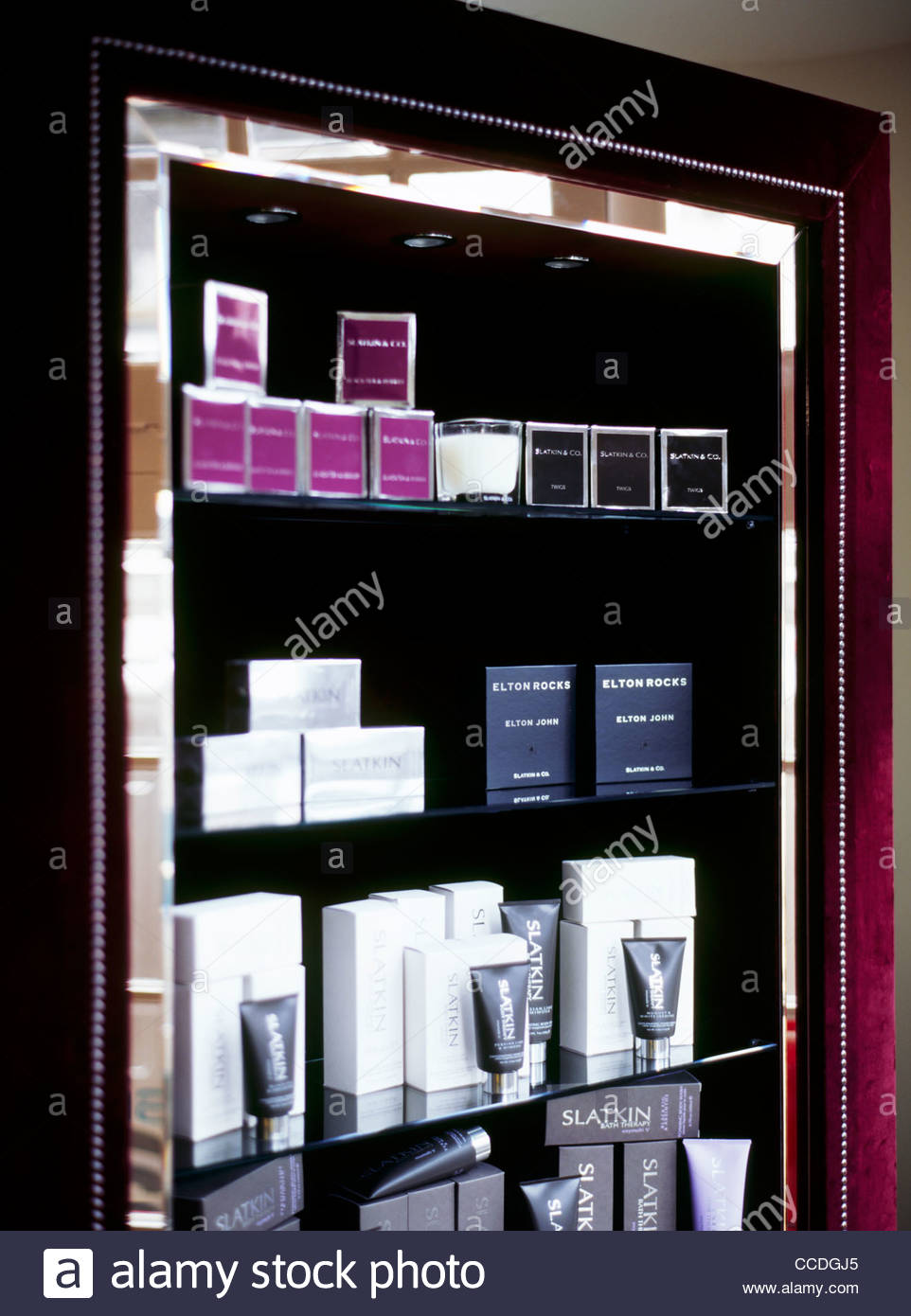 sejour, hair and beauty salon, target living, london, view of ...