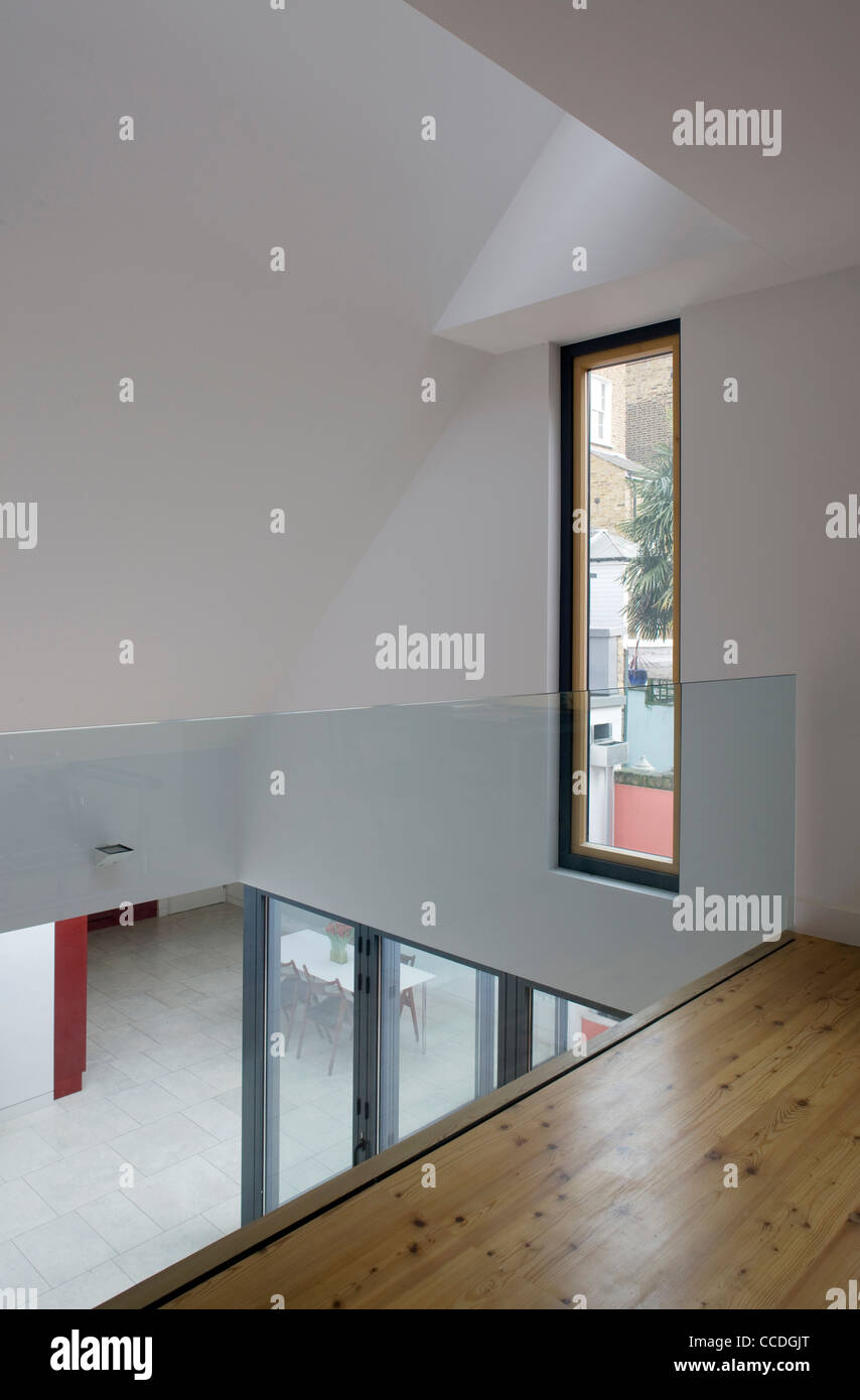 Mezzanine Floors In Houses gap housepitman tozer detail showing the floor of the