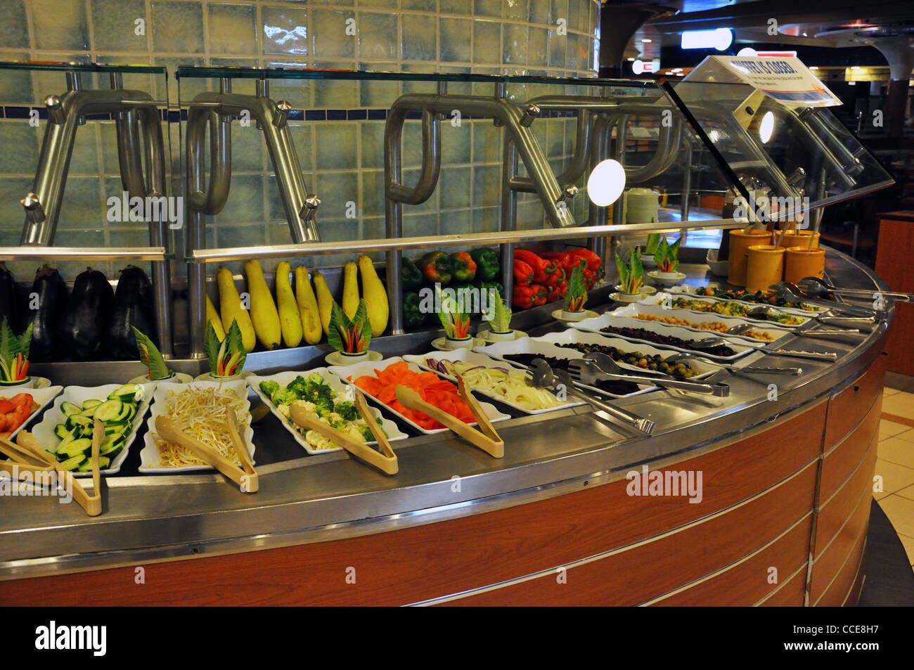 Food buffet on cruise ship stock photo royalty free image for Cruise ship with best food