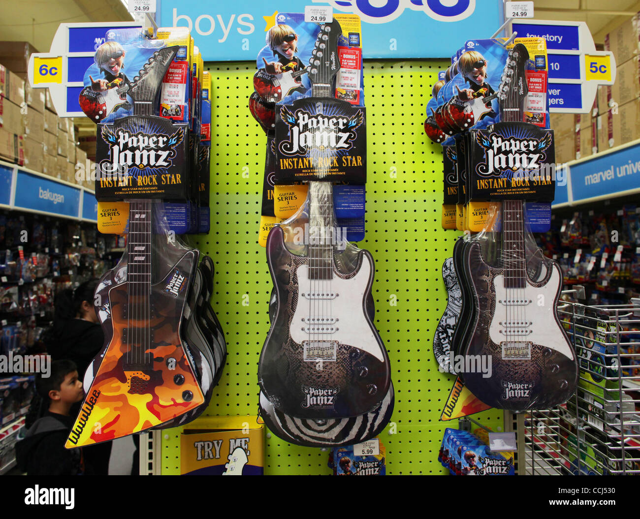 paper jamz guitar instructions Not content to totally rock your face off with their current paper jamz offerings, wowwee has created a new version of the paper-thin guitars complete with.
