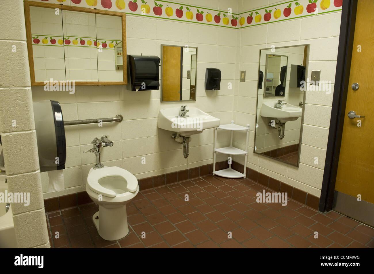 Elementary School Bathroom Design brilliant elementary school bathroom a superhero teaching rules