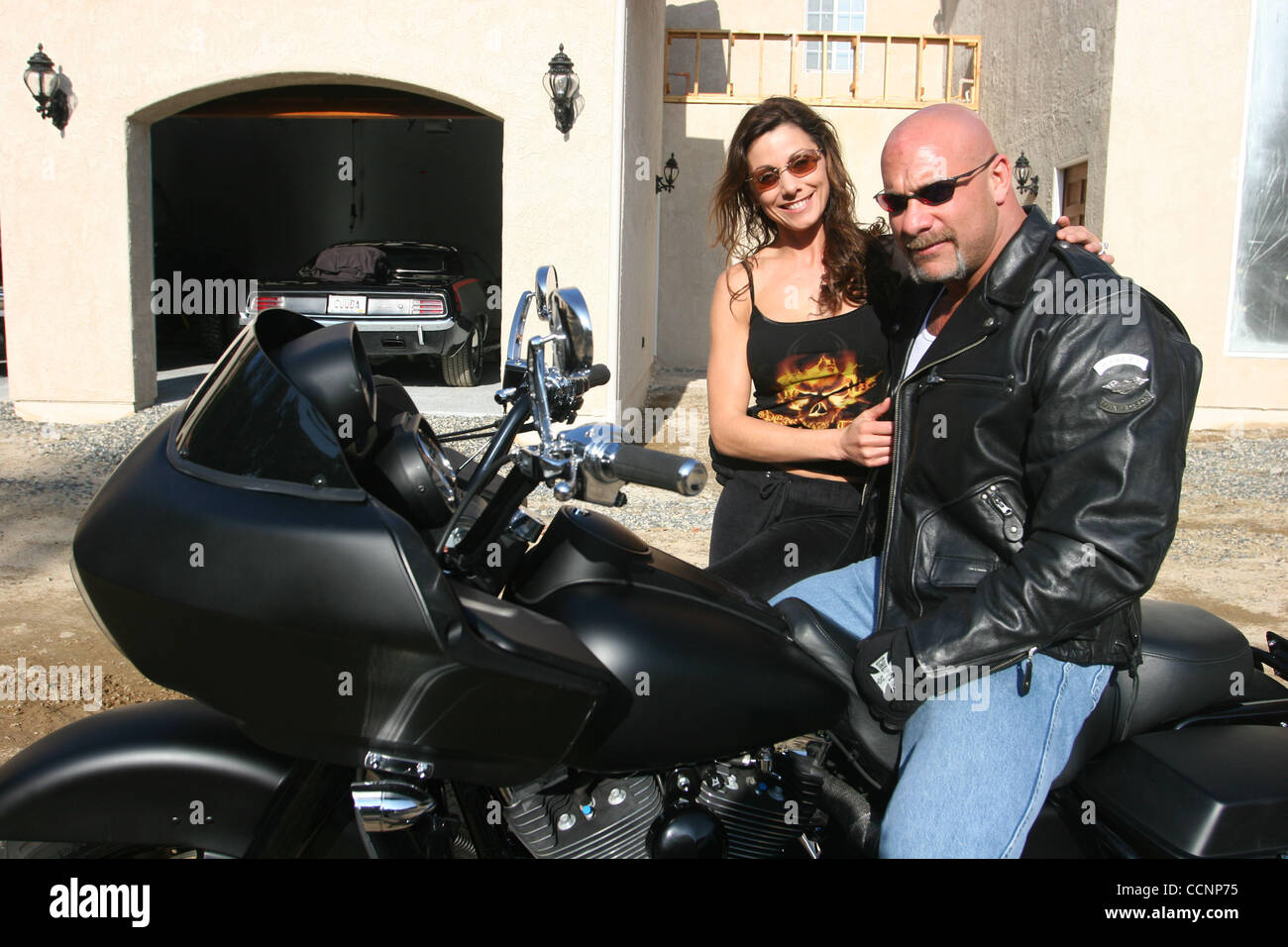 Nov 15 2004 San Diego Ca Usa Bill Goldberg At His