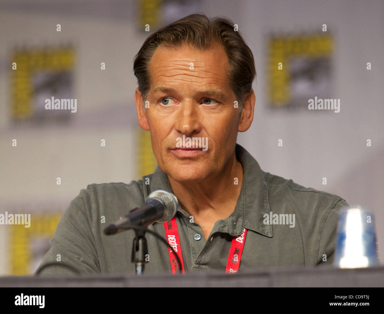James Remar convention