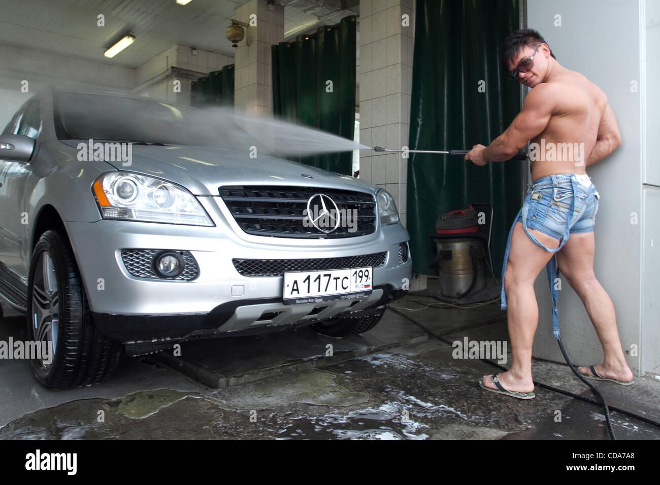 car erotic wash