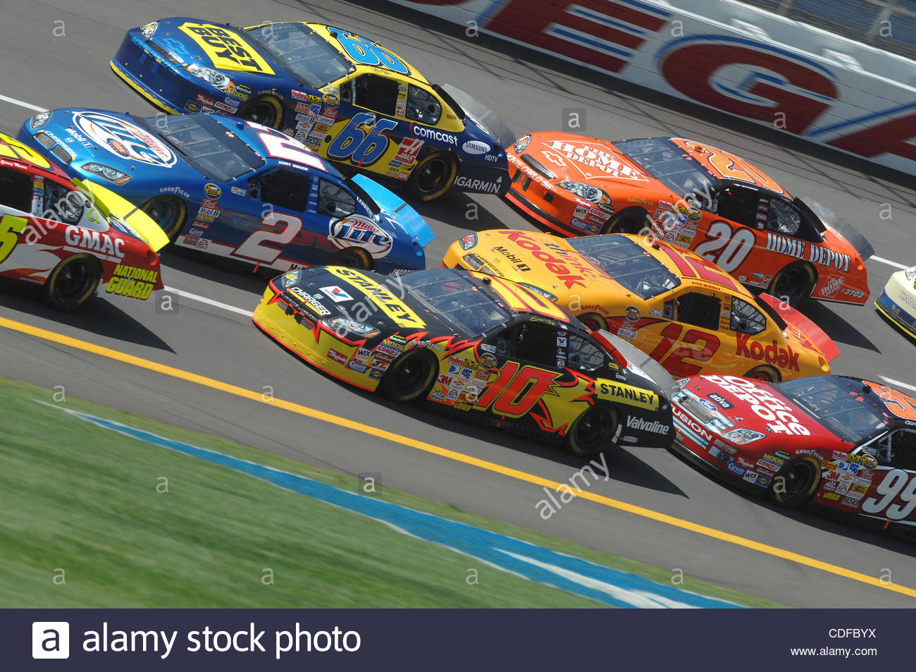 2006 NASCAR NEXTEL Cup Results