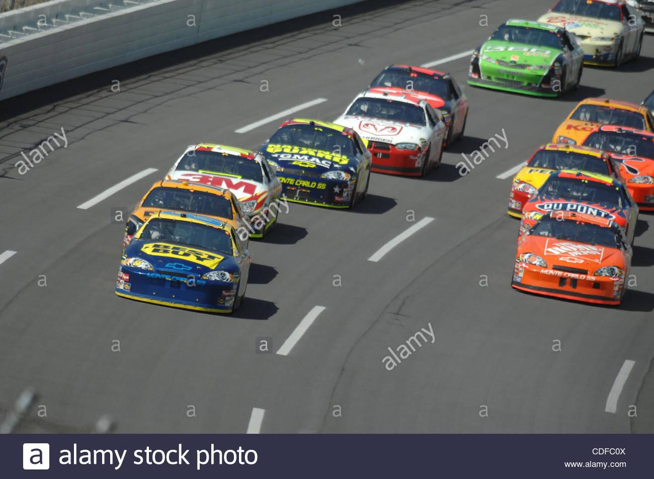 Talladega (AL) United States  city images : Apr. 29, 2007 Talladega, Al, United States Nascar Nextel Cup Stock ...