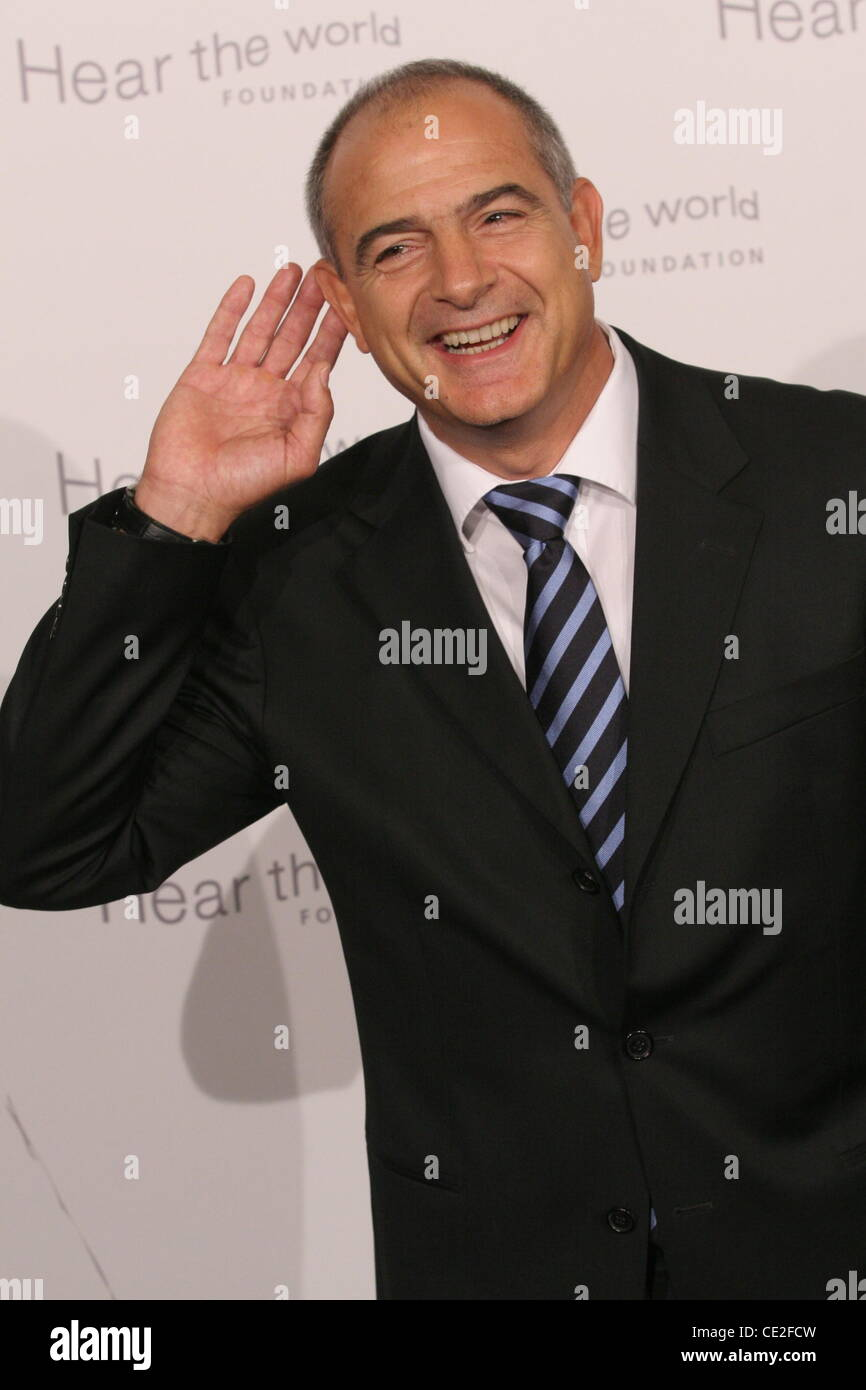 Dr. Valentin Chapero At Hear The World Gala At Ritz Carlton Hotel. Berlin,  Germany   16.10.2010