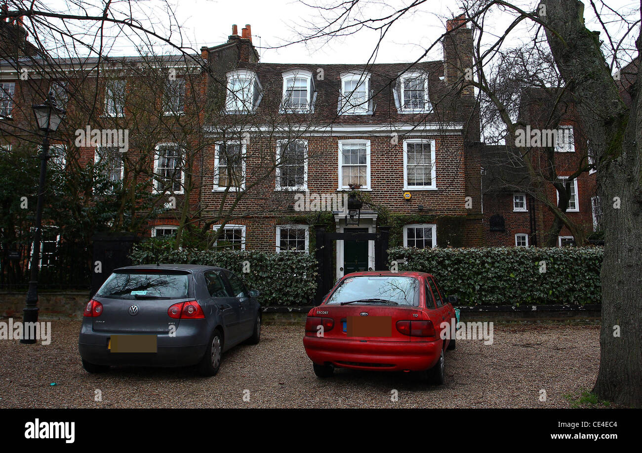 images of various new homes purchased by george michael kate moss