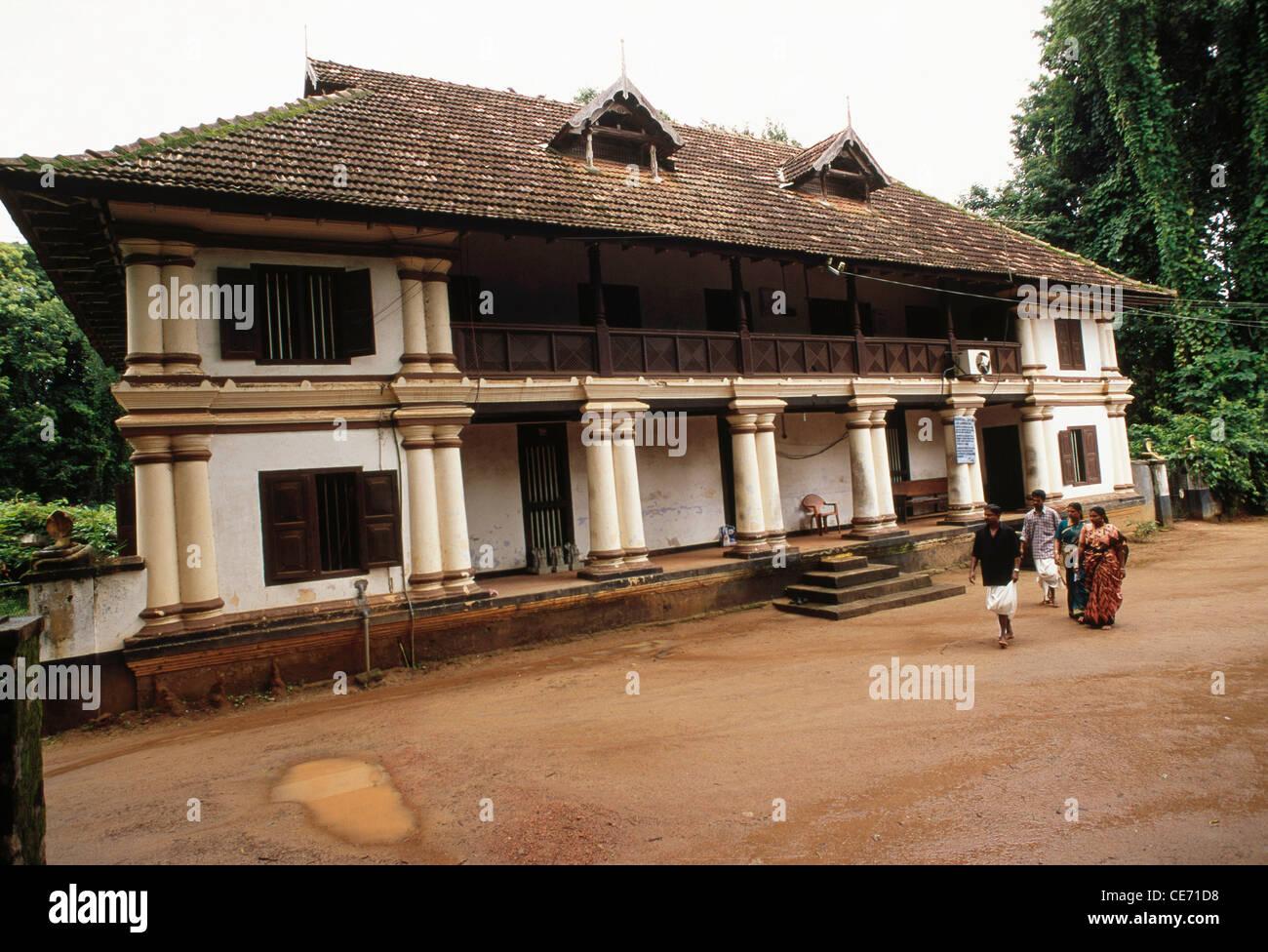 150 Years Old Pambummeykkattu Mana Namoodiri House Kerala