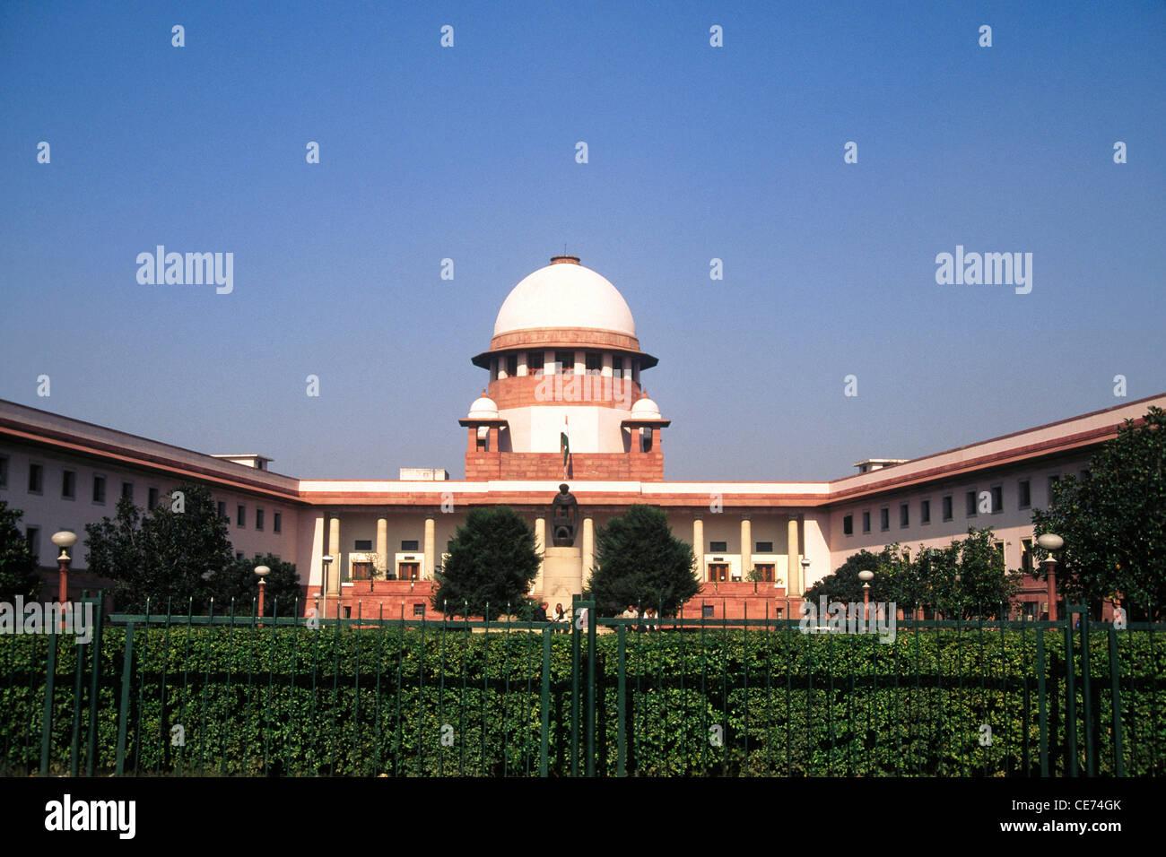 Supreme Court Of India Building Delhi