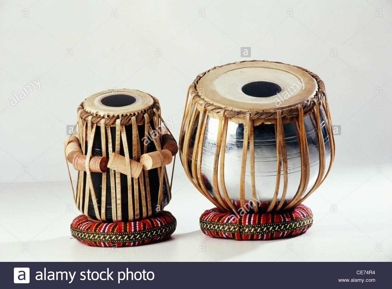 Indian Musical Instruments Tabla Tabla and Dugga...