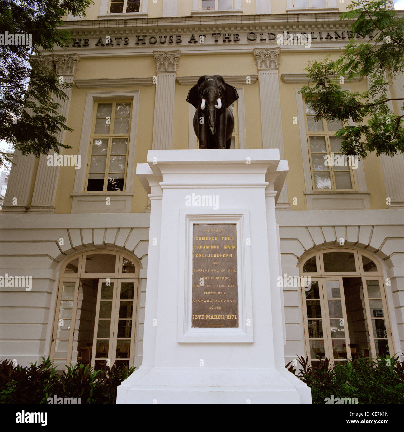 Old parliament house singapore pictures hd