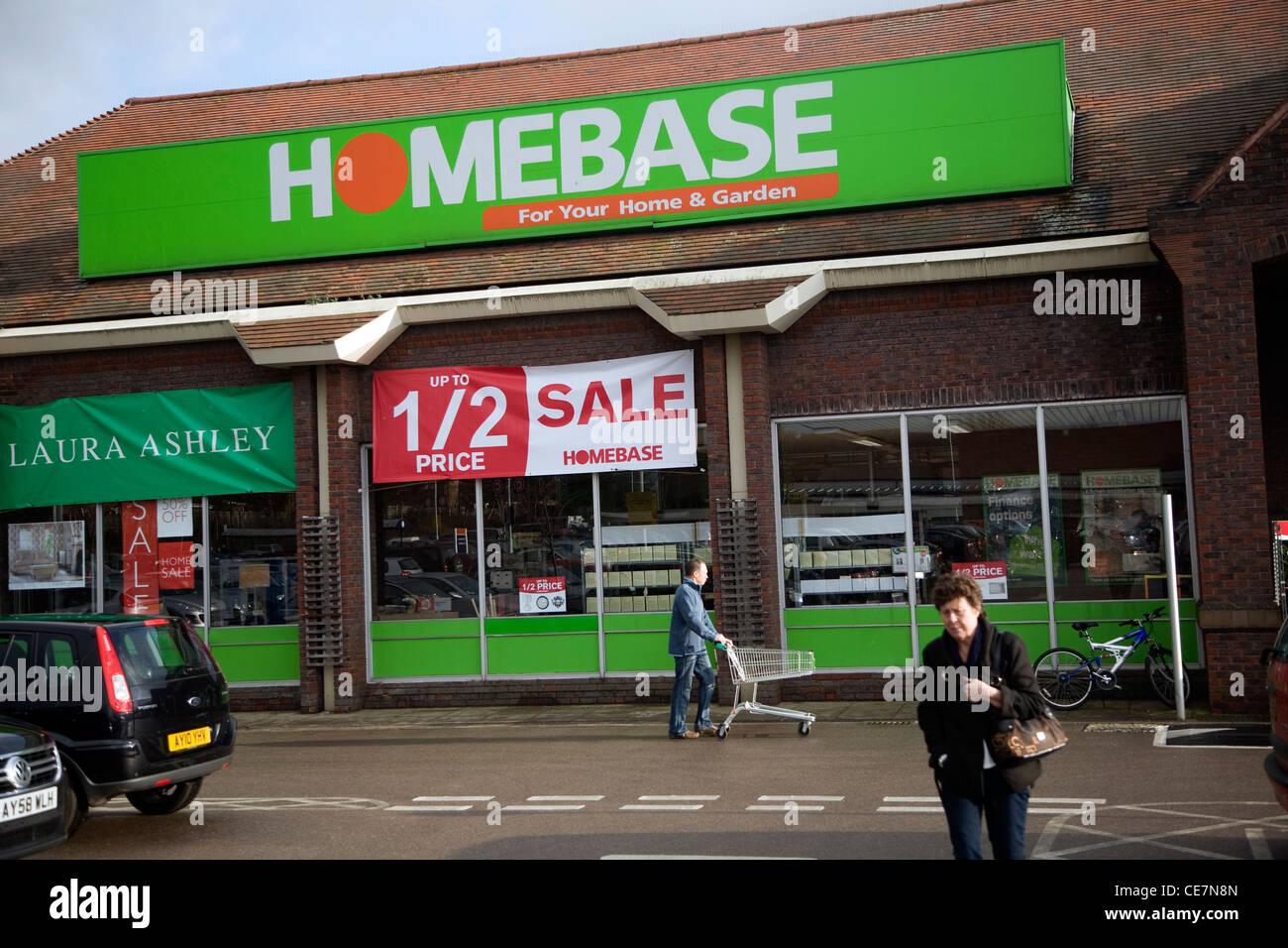 homebase diy home and garden shop ipswich england stock. Black Bedroom Furniture Sets. Home Design Ideas