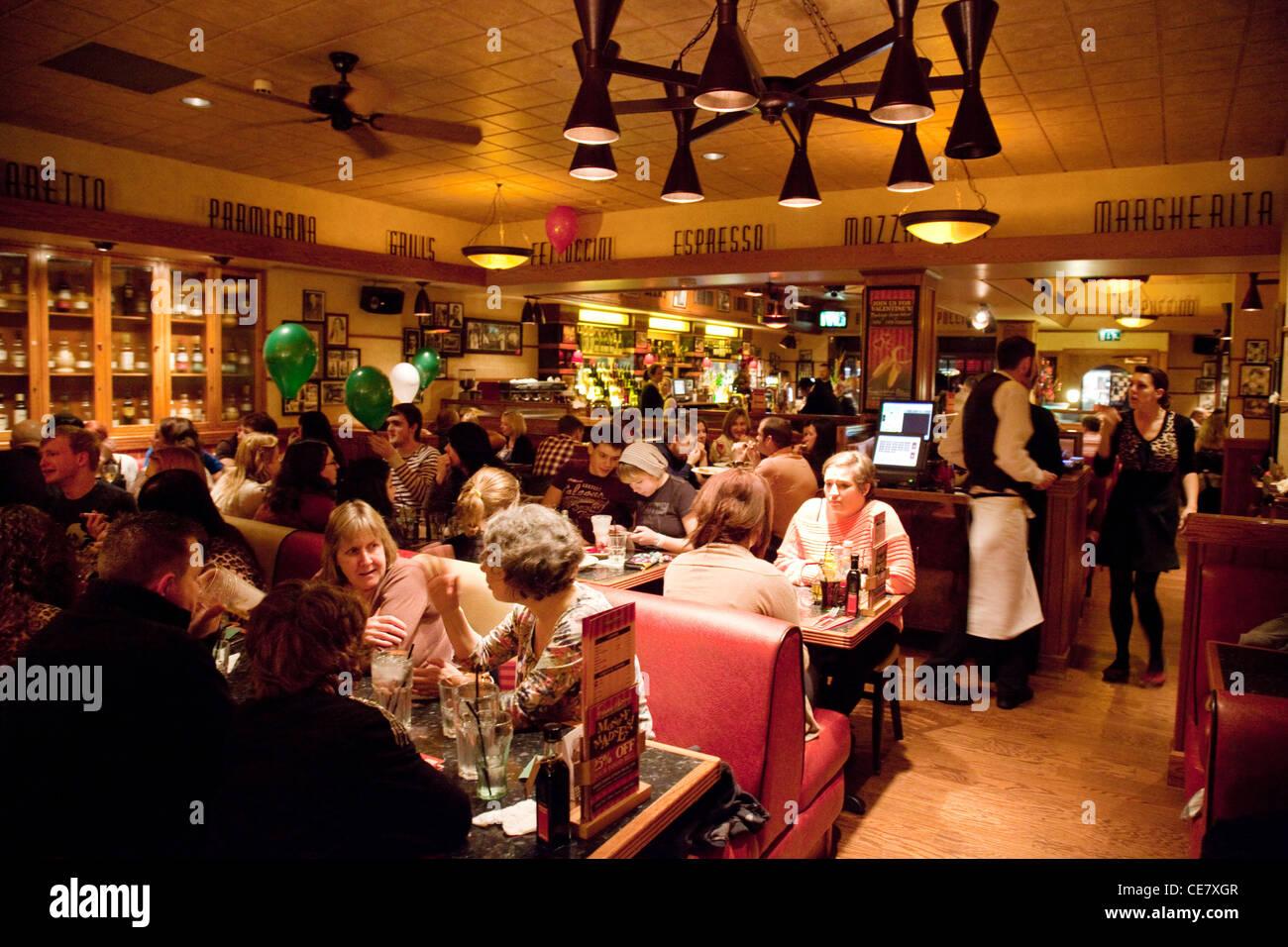 Restaurants Drinking Rights Uk
